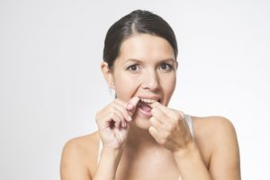 people avoid flossing