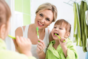 Tips to Help Your Toddler Brush Their Teeth