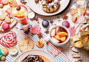 limit sugary foods during the holidays