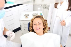 Relax in the dentist chair