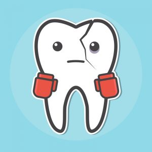 fix a chipped tooth