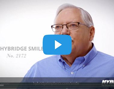 hybridge dental implants